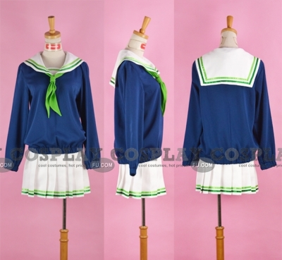 Riko Cosplay (2nd Girl Uniform) from Kurokos Basketball