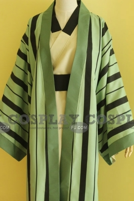 Rihan Cosplay (Green Kimono) from Nurarihyon no Mago
