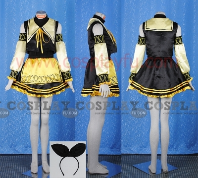 Rin Cosplay (Alice Human Sacrifice 2nd) from Vocaloid