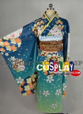 Rin Cosplay (Kimono) from Love Live!