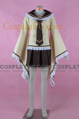 Rin Cosplay (Senbonzakura) from Vocaloid