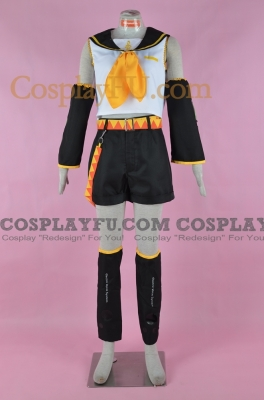 Rin Cosplay Costume from Vocaloid