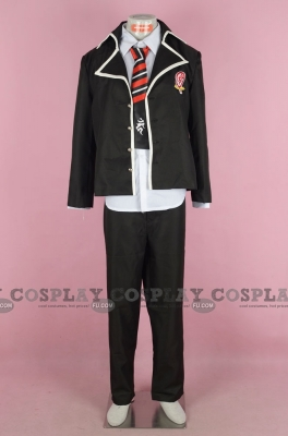 Rin Cosplay from Blue Exorcist