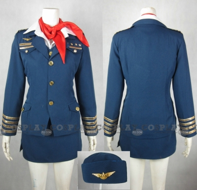 Ringo Costume (ShiningAirlines) from Uta no Prince-sama
