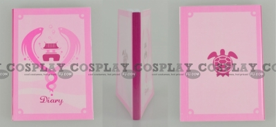 Ringo Notebook from Mawaru Penguindrum