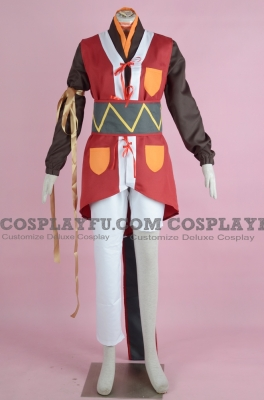 Rita Costume from Tales of Vesperia