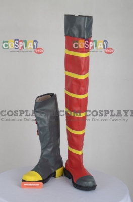 Rita Shoes (B033) from Tales of Vesperia