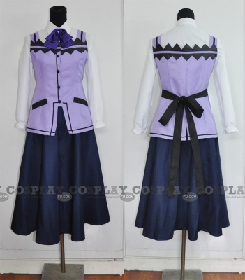 Rize Cosplay from Is the Order a Rabbit