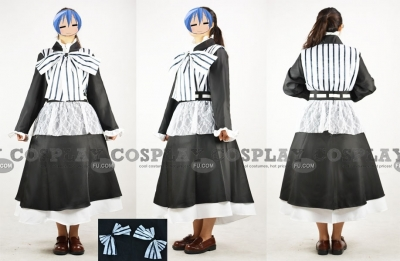 Road Cosplay (Black) from D Gray man