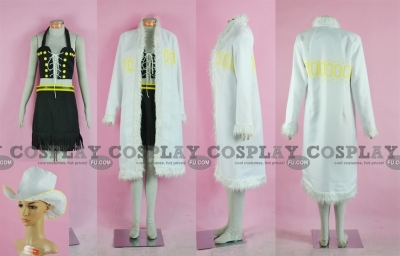 Robin Cosplay (White) from One Piece