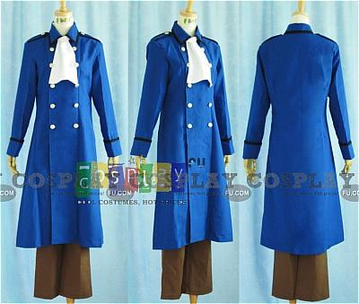 Roderich (Austria) Costume from Axis Powers Hetalia