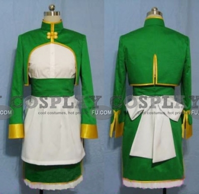 Shinozaki Costume from Code Geass