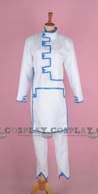 Rohan Cosplay (White) from JoJos Bizarre Adventure