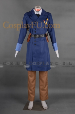 Romania Costume from Axis Powers Hetalia