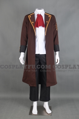 Ronove Cosplay from Umineko no Naku Koro ni