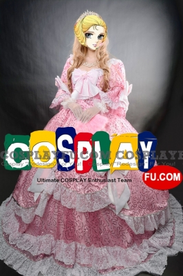 Rosalie Cosplay from The Rose of Versailles