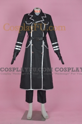 Rosiel Cosplay from Angel Sanctuary