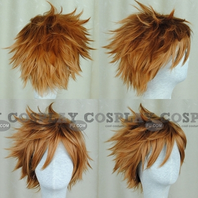 Roxas Wig from Kingdom Hearts