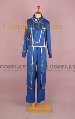 Roy Cosplay (Stock) from FullMetal Alchemist