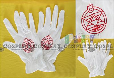 Roy Gloves from FullMetal Alchemist