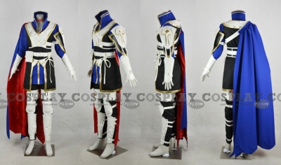 Roy Cosplay from Fire Emblem Binding Blade