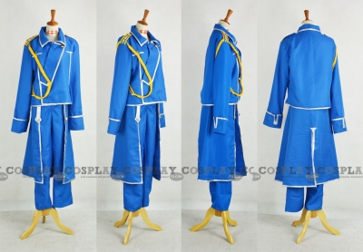 Roy Cosplay from FullMetal Alchemist