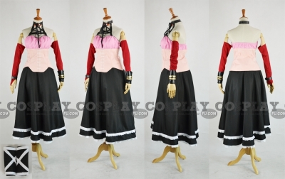 Ruby Cosplay from Rosario Vampire