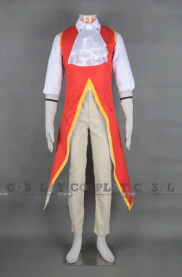 Rufus Cosplay from Fairy Tail