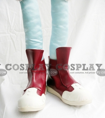 Ruki Shoes from Digimon Tamers