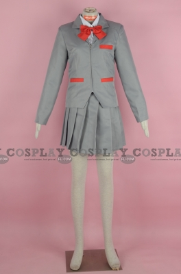 Rukia School Uniform Costume from Bleach