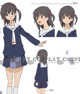 Ruko Cosplay from Selector Infected WIXOSS