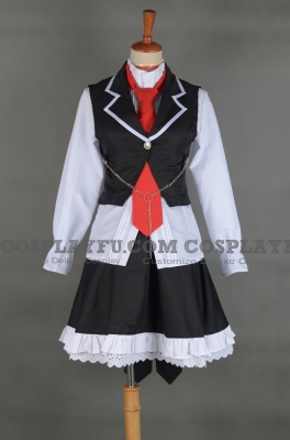 Rumia Cosplay from Touhou Project