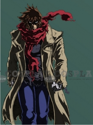 Ryoma Nagare Cosplay (only coat) from Getter Robo Armageddon
