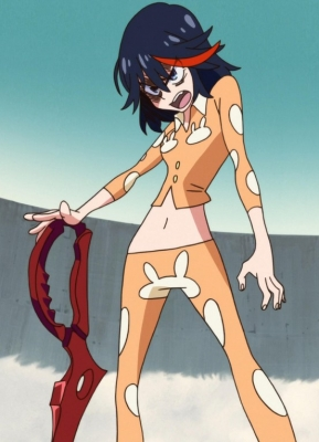 Ryuko Cospaly (Pajamas) from Kill la Kill