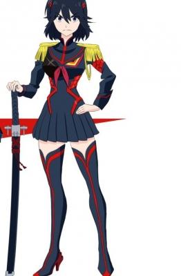 Ryuko Cosplay (Junketsu) from Kill la Kill