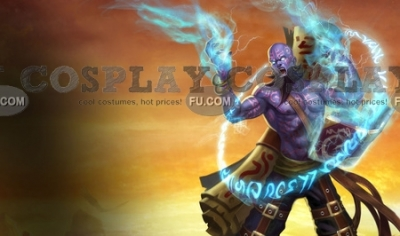 Ryze Cosplay from League of Legends