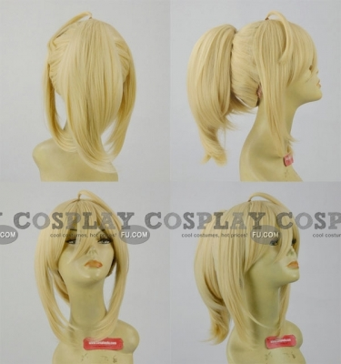 Saber Wig (Lily) from Fate Unlimited Codes