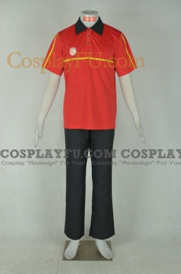 Sadao Cosplay (Work) from Hataraku Maou sama