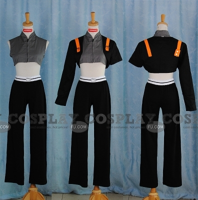 Sai Cosplay Costume from Naruto Shippuuden