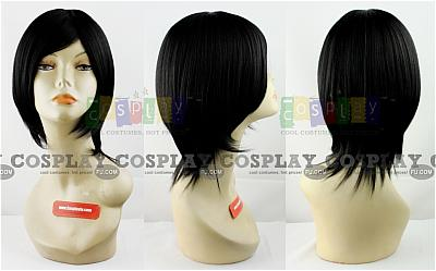 Sai Cosplay Wig from Naruto Shippuuden