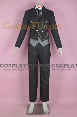 Sebastian Costume from Kuroshitsuji II