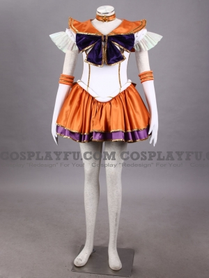 Sailor Venus Costume (D122) from Sailor Moon