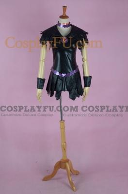 Sailor Galaxia Cosplay (Black Version) from Sailor Moon