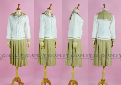 Sailor Jupiter (Uniform) from Sailor Moon