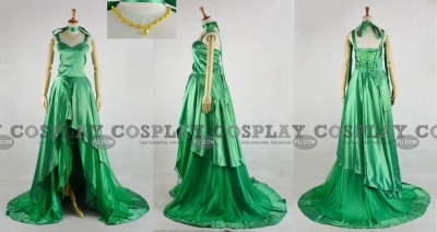 Sailor Jupiter Cosplay (Illustration) from Sailor Moon