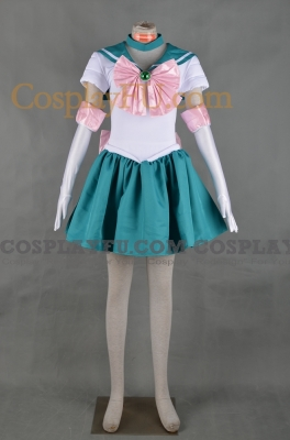 Sailor Jupiter Costume from Sailor Senshi