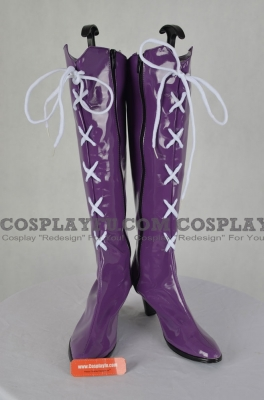 Sailor Saturn Shoes (C435) from Sailor Moon