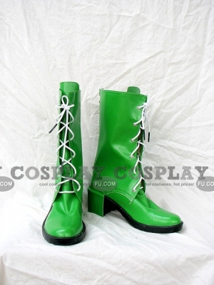 Sailor Jupiter Shoes (A319) from Sailor Moon