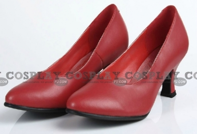 Sailor Mars Shoes (CX8) from Sailor Moon