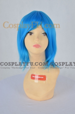 Sailor Mercury Wig from Sailor Moon